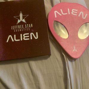 Bnib Jeffree Star Alien palette